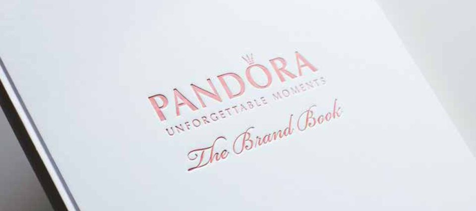 pandora brandbook